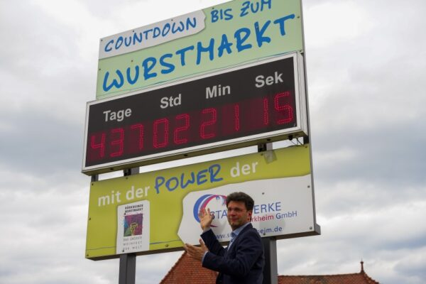 Bad Dürkheim – Worschdmarkt Dehääm am 12. September 2020
