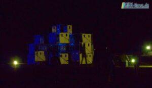 Heidelberg – Kunstfestival ArtOrt 020 – Geisterspiele auf dem Airfield – gestartet