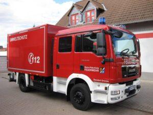 Mutterstadt – Erstmeldung: Großeinsatz für Feuerwehr und Rettungskräfte – Chlorgasaustritt am Aquabella