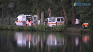 Rhein-Pfalz-Kreis – ERSTMELDUNG – Erneut tödlicher Unfall –  Leiche aus Niederwiesenweiher in Böhl-Iggelheim geborgen