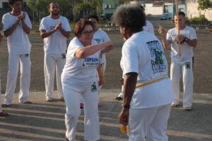 Mannheim – Younity Mannheim bietet ganz neu Capoeira 50+ ab 11. August im Kulturhaus!