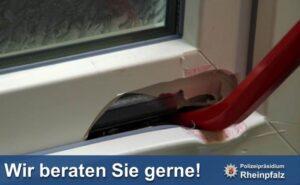 Bad Dürkheim – Einbruch in Schmuckgeschäft