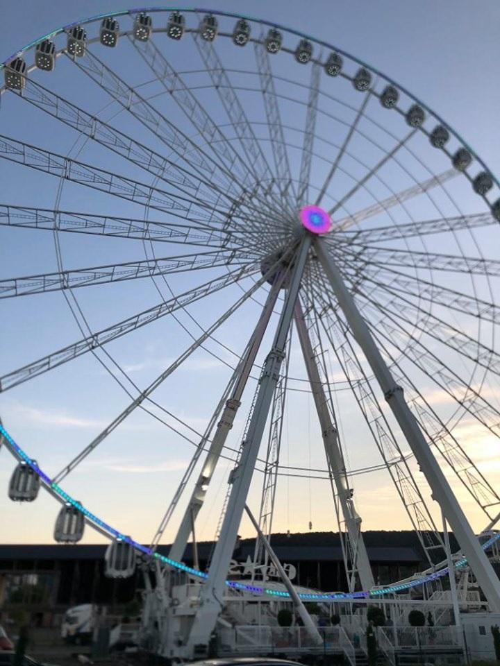 Das Größte Riesenrad Der Welt