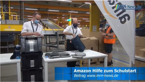 Frankenthal – Herzensangelegenheit für Amazon (VIDEO)
