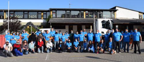 Rhein-Pfalz-Kreis – Mutterstadt – Freiwilligentag 2020 – Gemeinsam viel erreicht!