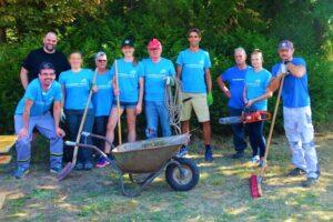 Landau – Freiwilligentag der Metropolregion Rhein-Neckar mit 120 Helferinnen und Helfern ein voller Erfolg