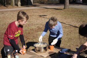 Bad Dürkheim – Noch freie Plätze in den Junior Ranger Camps