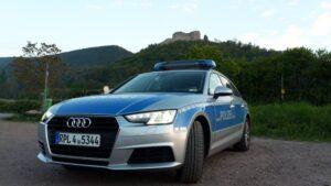 Neustadt – Auffahrunfall mit 3 verletzten Personen und 2 Totalschäden