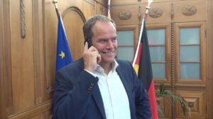 Heidelberg – Kanzelrede von Oberbürgermeister Prof. Dr. Eckart Würzner zum Gedenken an Pfarrer Hermann Maas