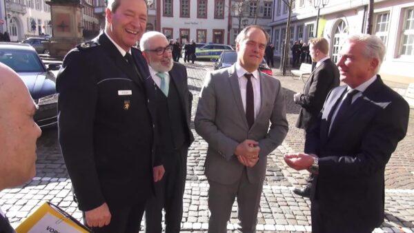 Heidelberg – Sicherheit im öffentlichen Raum: Aufbau der Videoüberwachung am Hauptbahnhof!  Das Ziel: Straftaten schnell erkennen, Beweise sichern – Kameraaufnahmen ab Oktober