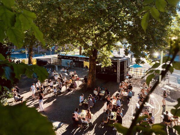 Heidelberg – Sommerbühne war ein voller Erfolg! Mehr als 3500 Besucher*innen feierten Kultur im Freien