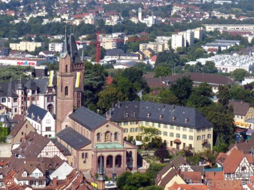 Weinheim – Durch Weinheims spannende Geschichte – Wöchentliche Freitagsführungen durch die Altstadt noch im Oktober  – Start und Ziel am Marktplatz