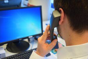 Ludwigshafen – Vorsicht bei Anrufen angeblicher Microsoft-Mitarbeiter