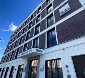 Heidelberg – Das Hotel mit grünem Gewissen: In Heidelberg hat das erste 4-Sterne-Passivhaus-Hotel eröffnet!