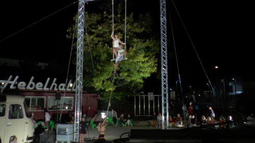 """Heidelberg – Unterhaltsames Zirkusvarieté und mehr bei """"720 Stunden"""" in der Hebelhalle – Zirkus-Aufführungen noch diesen Samstag und Sonntag"""