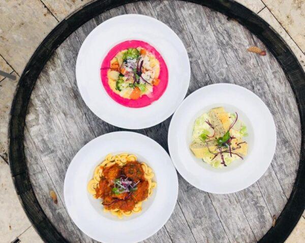 Ludwigshafen – Leckerer Mittagstisch im Turmrestaurant Ebertpark