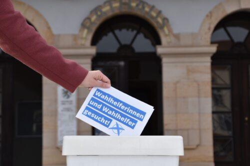 Landau – Demokratie (live) erleben: Wahlhelferinnen und Wahlhelfer für die Landtagswahl am 14. März 2021 gesucht