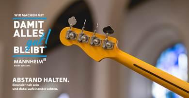 Mannheim – Reformationstag: Manfred Froese erhält Konkordienmedaille 2020! Verleihung der höchsten Auszeichnung für ehrenamtliches Engagement am 31. Oktober in der CityKirche Konkordien