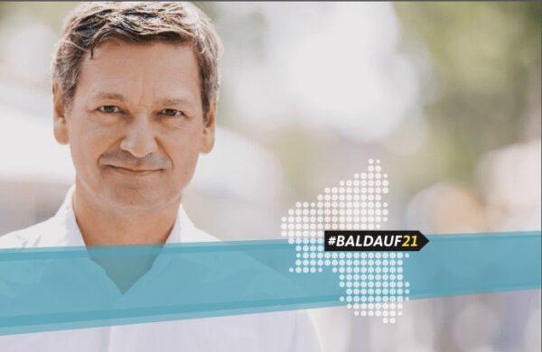 Frankenthal – CDU-Spitzenkandidat Christian Baldauf sagt vorsorglich Termine der kommenden Tage ab