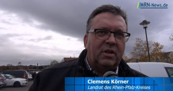 Rhein-Pfalz-Kreis reagiert auf das aktuelle Infektionsgeschehen – Landrat Clemens Körner richtet Appell an jeden Bürger