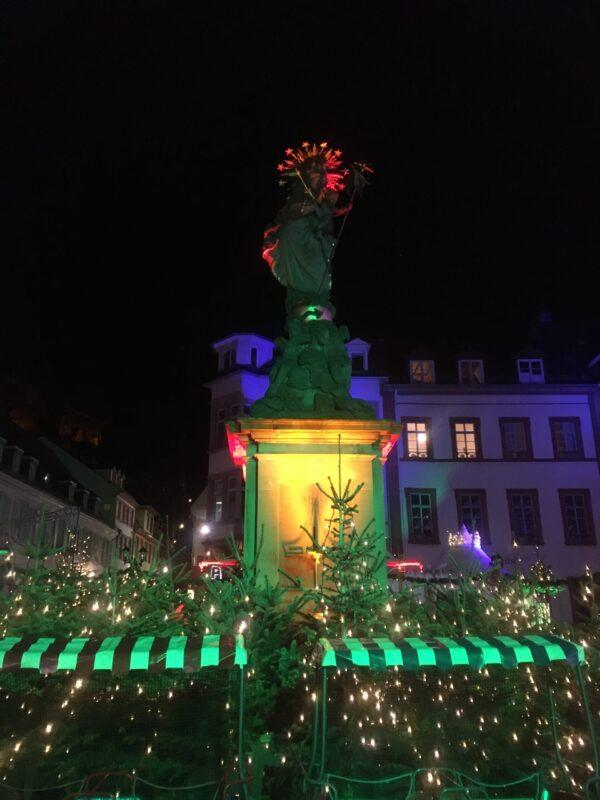 Heidelberg – Leider: Weihnachtsmarkt 2020 ist abgesagt! Steigende Infektionszahlen machen Veranstaltung unmöglich