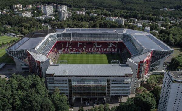 Kaiserslautern – Der 1. FC Kaiserslautern spielt unentschieden gegen den FC Ingolstadt 04