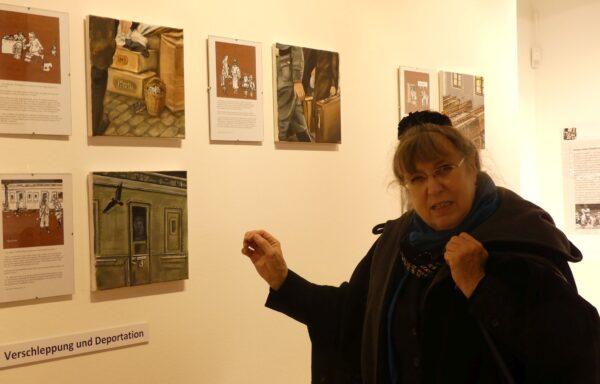 Kaiserslautern – Gedenken an eines der schrecklichsten Menschheitsverbrechen: Ausstellung und Vorträge zur Deportation nach Gurs