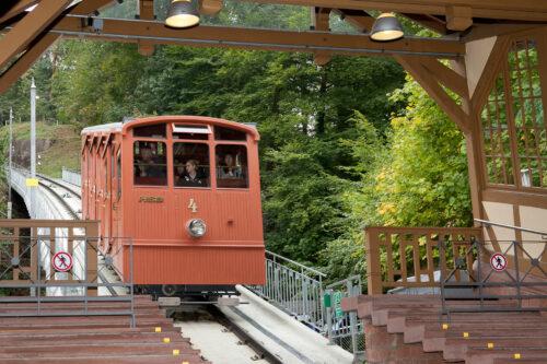 Heidelberg –  Winterfahrplan bei den Heidelberger Bergbahnen