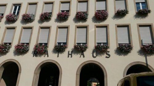 Frankenthal – Stadtkapelle spielt auf dem Rathausplatz