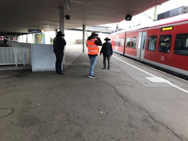 Ludwigshafen – Person von Zug erfasst – Unfall im Hauptbahnhof Lu –