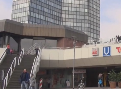 Ludwigshafen – Streit wegen Maskenpflicht im Rathauscenter