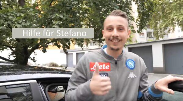 Frankenthal / Mannheim – Diagnose Pankreaskopftumor – Der 22-jährige Stefano Ferrara benötigt dringend Hilfe