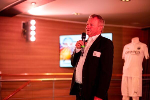 Sandhausen – Jürgen Rohm in den Vorstand des Badischen Fußballverbandes gewählt