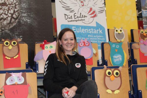 Ludwigshafen – Das Kinderhaus am Ebertpark unterstützt die Eulen Ludwigshafen