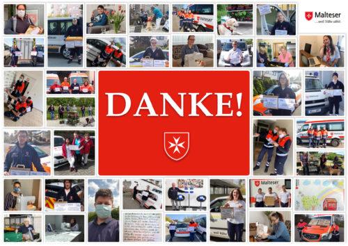 Speyer – Ehrenamt in Corona-Zeiten: Zum Internationalen Tag des Ehrenamtes am 5. Dezember danken die Malteser ihren Helfenden und rufen zum Mitmachen auf!