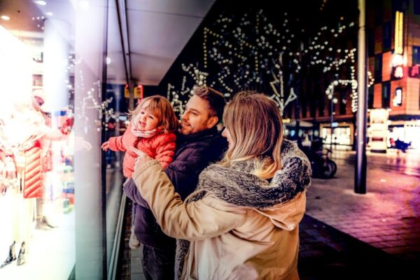 Mannheim – Stimmungsvolle Aktionen lassen die Mannheimer City zur Weihnachtszeit erstrahlen