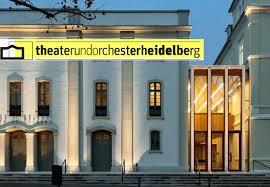 Heidelberg – Einstellung des Spielbetriebes am Theater und Orchester Heidelberg bis einschließlich 14. Januar 2021