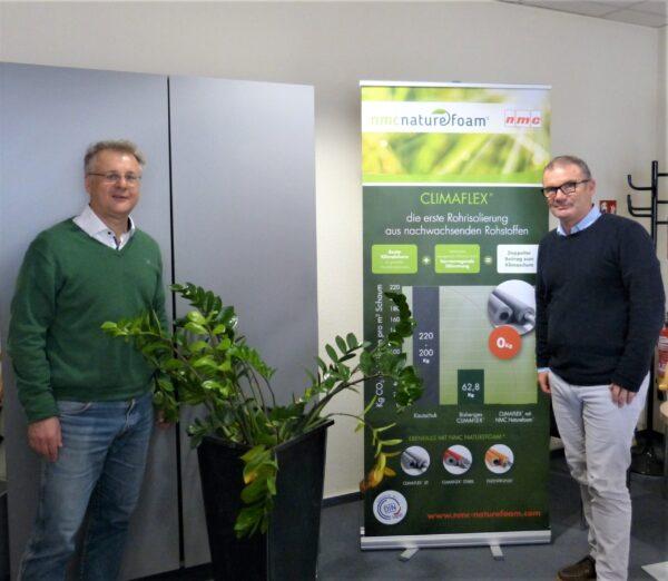 Heppenheim – Bürgermeister informiert sich bei nmc Deutschland GmbH