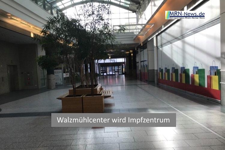 """Ludwigshafen – Stadtspitze folgt Anregung von MRN–News.de """"Walzmühle wird Corona Impfzentrum""""  – Eulen Fauxpas vom Tisch"""