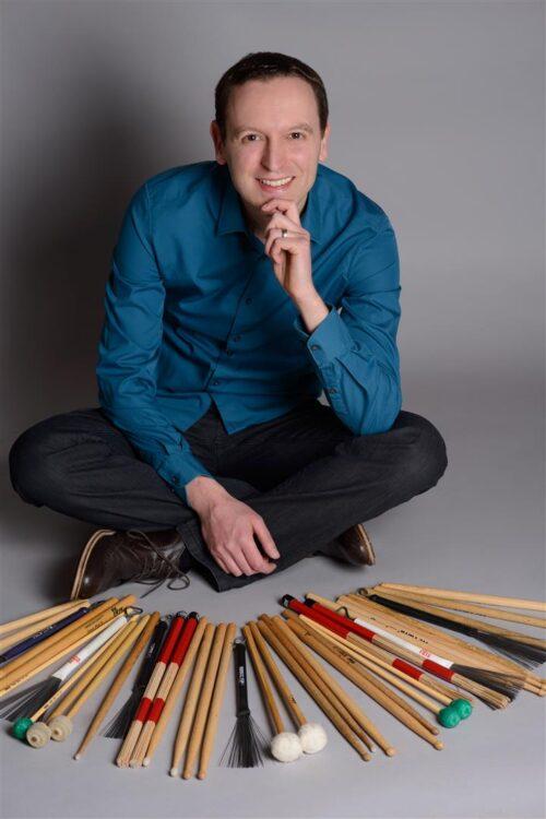 Frankenthal -Wolfgang Disch wird neuer Lehrer für Schlagzeug, Percussion und Mallets an der