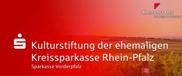 Ludwigshafen – Sparkassenstiftung: Kulturförderpreis 2020 geht an Willi Brausch