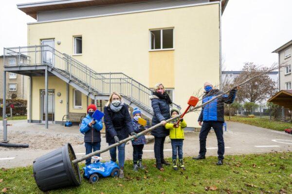 Speyer – Neue Bäume für Speyer: Stadt und Stadtwerke starten Crowdfunding-Projekt