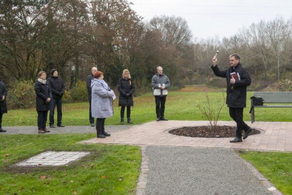 Ludwigshafen – Naturnahes Bestattungsfeld Oppau geweiht