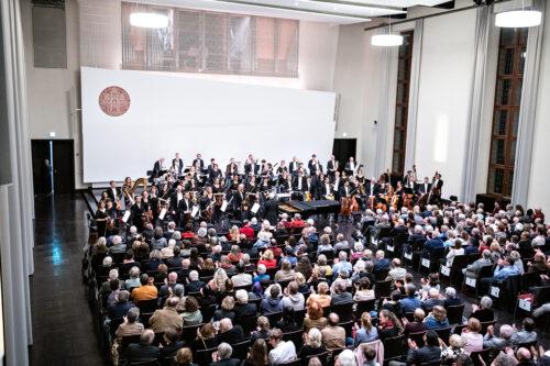 Heidelberg – Studie belegt erstmals Wirkung von Vermittlungsarbeit bei professionellen Orchestern in Baden-Württemberg