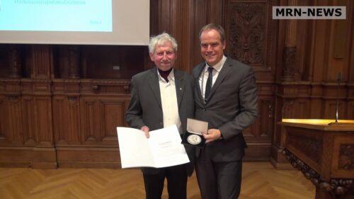 Heidelberg – Verleihung der Bürgerplaketten in das Jahr 2021 verschoben