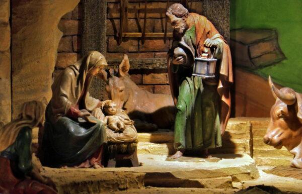 Speyer – Die Speyerer Domkrippe kommt in die Schaufenster der Stadt – Krippenszenen werden in diesem Jahr außerhalb des Doms gezeigt