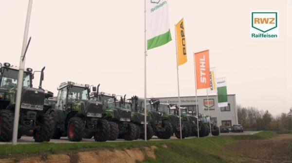 Rhein-Pfalz-Kreis – VIDEO – Neue Dimensionen: RWZ-Agrartechnik-Zentrum in Mutterstadt eröffnet