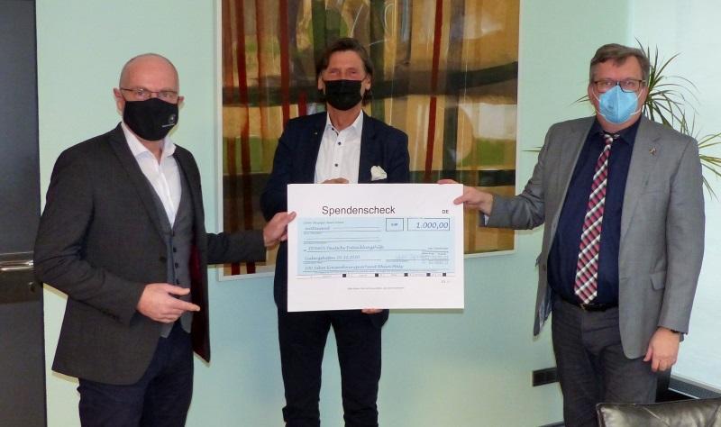 Rhein-Pfalz-Kreis – 100 Jahre Kreiswohnungsverband Rhein-Pfalz