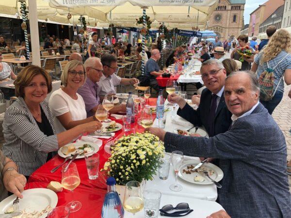 Speyer – Eisproduzent und Speyerer aus Herzen – Nachruf Renzo Bertolini