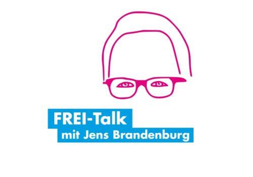 """Wiesloch – """"FREI-Talk"""" mit Jens Brandenburg"""